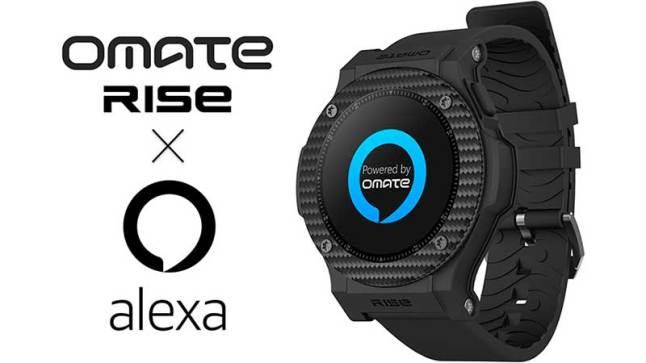 omate-rise-alexa-smartwatch-watch