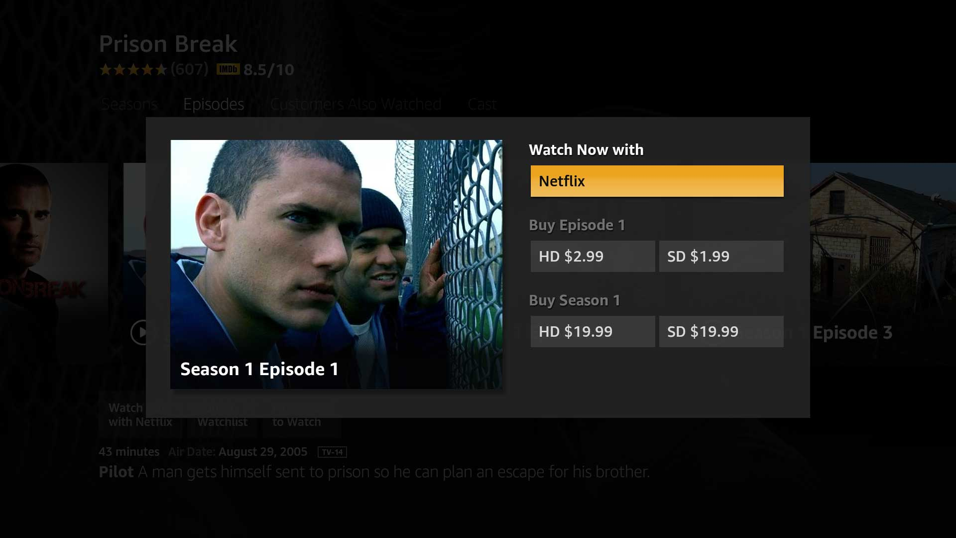 Netflix and HBO content finally added to Amazon Fire TV Universal