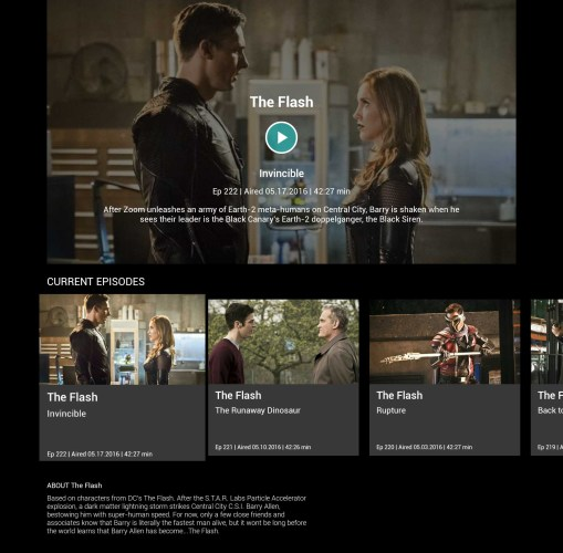 The CW makes all of their shows available for free with new