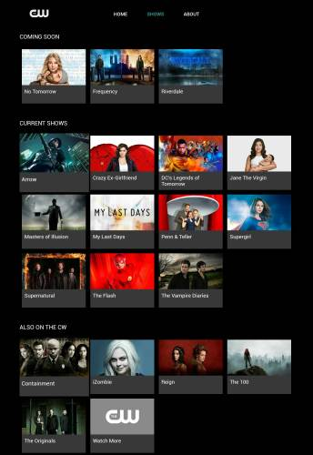 the-cw-app-shows