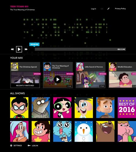 Cartoon Network App Arrives On The Amazon Fire Tv And Fire Tv