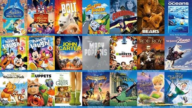 amazon just put dozens of disney movies on sale for 9 99 aftvnews