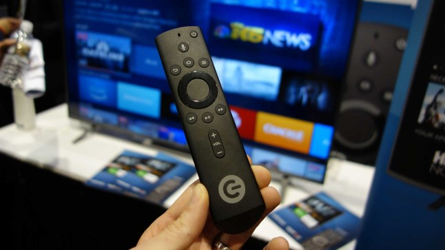 Fire TV Edition televisions come with Alexa voice remotes