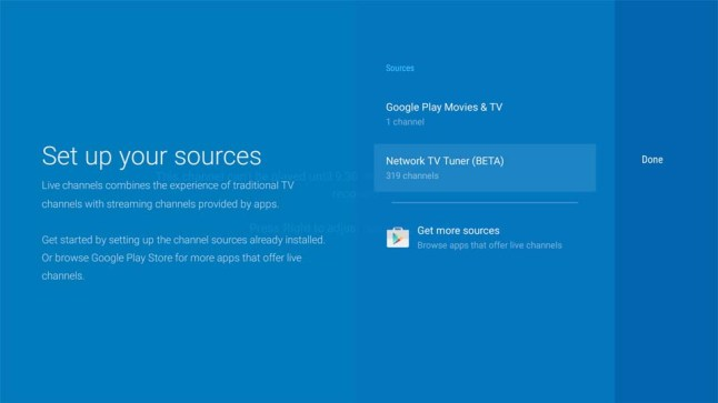 Google adds native DVR support for HDHomeRun to Android TV
