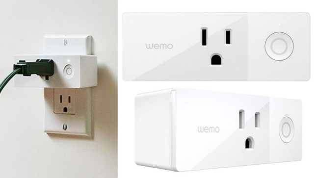 The All New WeMo Mini Smart Plug Is Currently On Sale For 2799 At BH Photo With Promo Code SPRINGBREAK Belkin Or 2999 Amazon