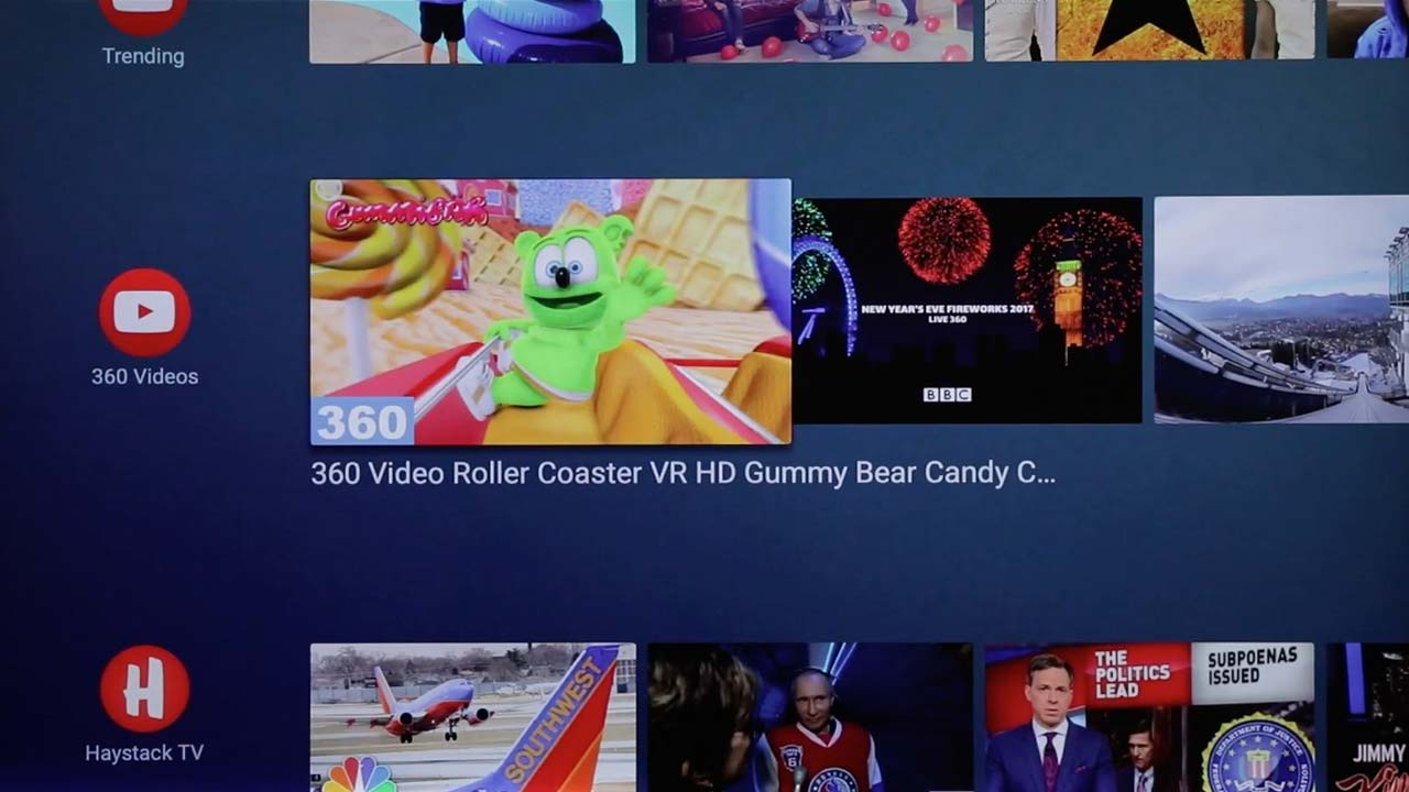 Android TV to gain new home launcher and Google Assistant