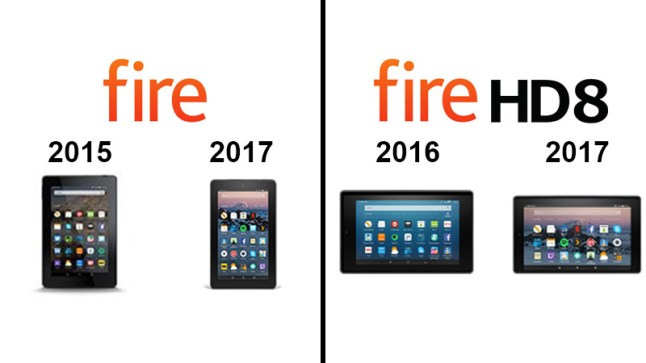 Exclusive: New Amazon Fire and Fire HD 8 tablets expected to