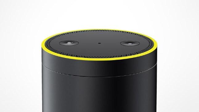 Amazon Echo Light Ring Pulsing