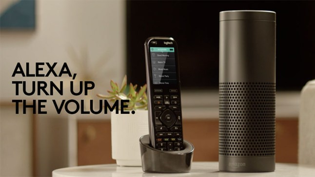 Logitech updates their Alexa Smart Home Skill for Harmony