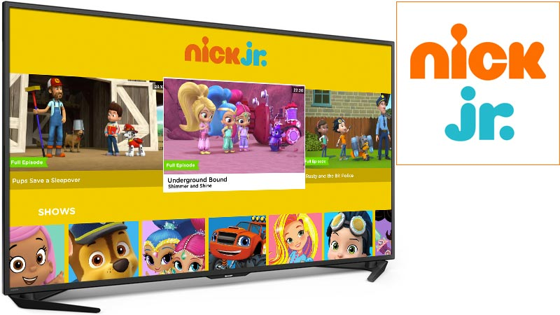 Nick Jr  app by Nickelodeon arrives on the Amazon Fire TV