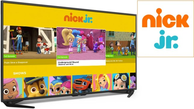 f4de46bc1d875 Nick Jr. app by Nickelodeon arrives on the Amazon Fire TV, Fire TV ...