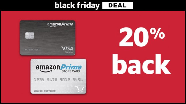 Prime Members get 20% cashback on over 3,000 items when using an