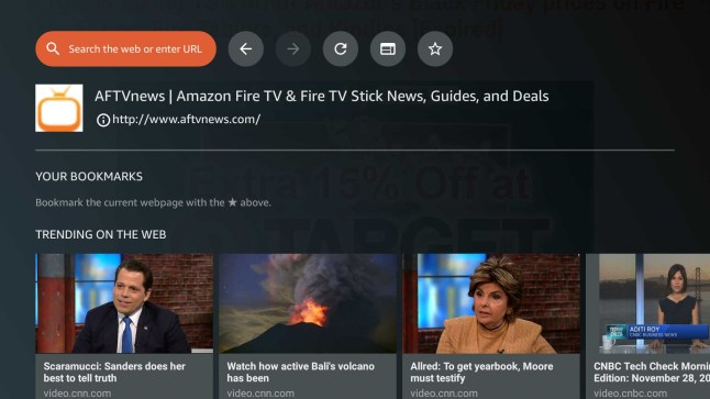 Amazon releases their Silk Web Browser for the Amazon Fire