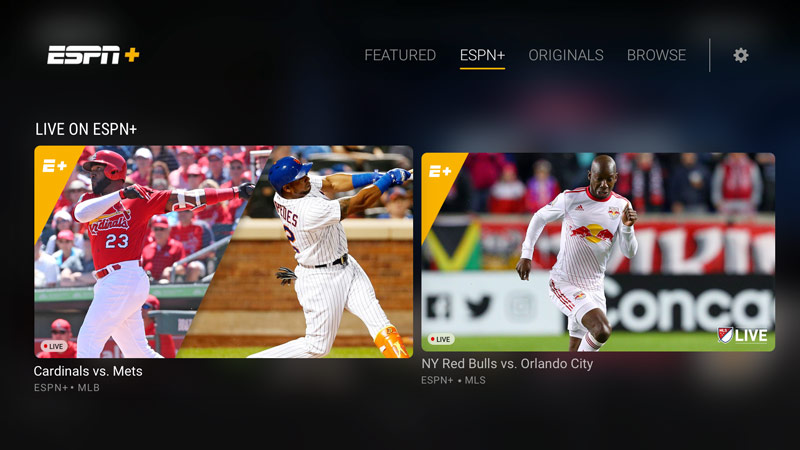 "WatchESPN becomes ""ESPN for Fire TV"" and streams new ESPN+"