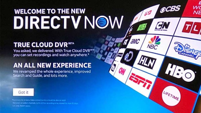 How to resolve issues with the new DirecTV Now app on Fire