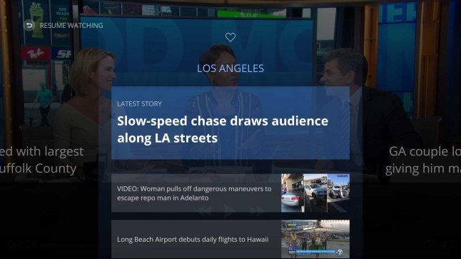 ABC News launches new Amazon Fire TV app with free live