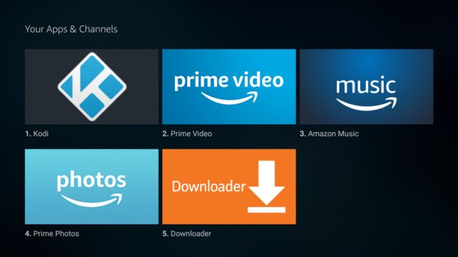 Yes, you can sideload 3rd-party apps on the Amazon Fire TV Cube
