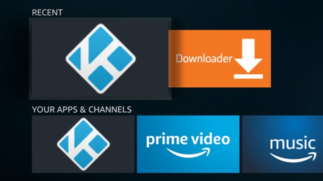 How to install sideloaded apps like Kodi on the Amazon Fire