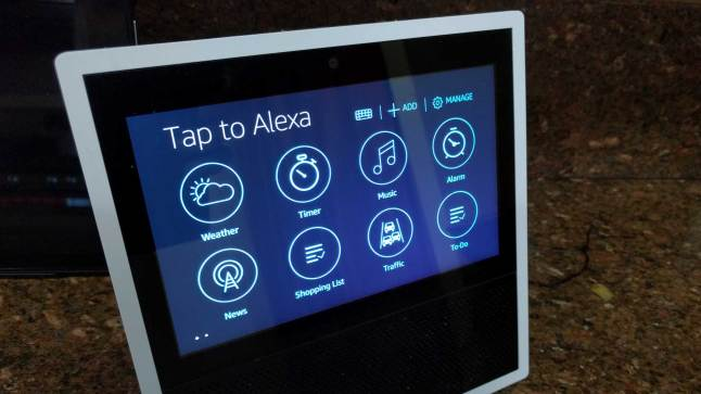 Amazon Echo Show S New Tap To Alexa Accessibility Feature Is Handy