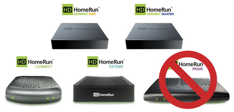 HDHomeRun now offers 45 cable channels for $34 99 a month through