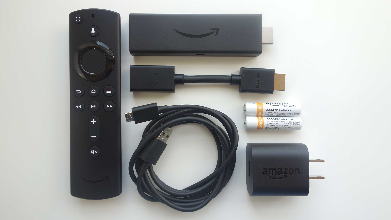 Alexa PE59CV Voice Remote Control For Amazon Fire TV Stick Bluetooth HDTV Box