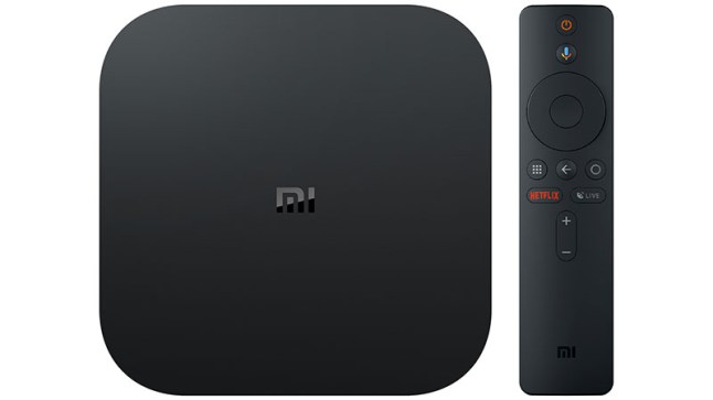Xiaomi updates their Android TV Mi Box with new remote and Google