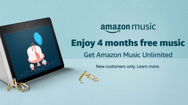 Amazon Music Unlimited | AFTVnews
