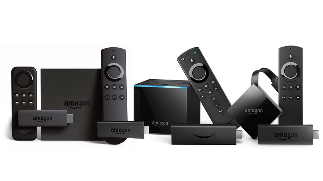 Amazon tv stick