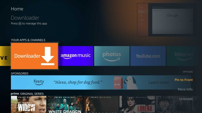 New Fire TV software update changes the way you arrange Apps