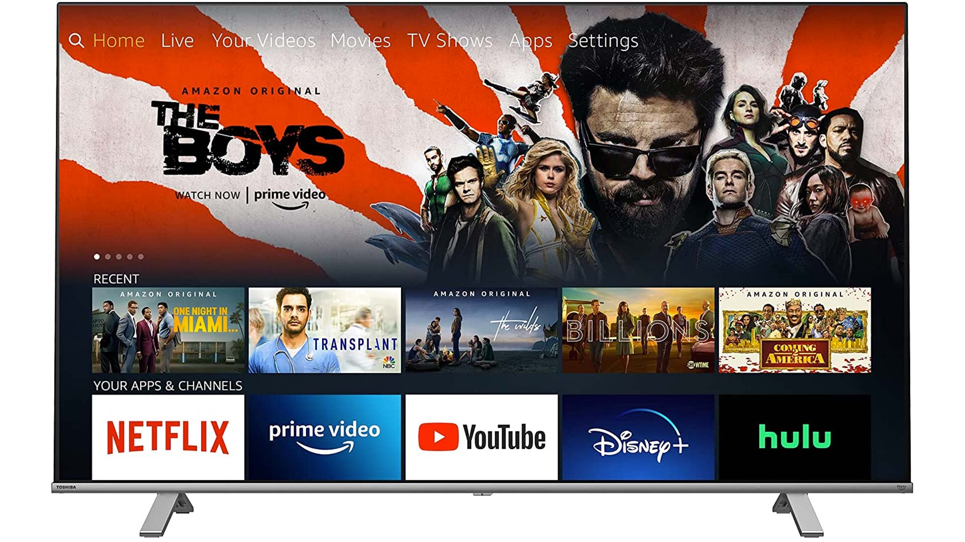 Fire TV Edition televisions can now change Picture and Sound settings with voice commands