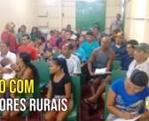 REUNIÃO DA AGRICULTURA FAMILIAR NO MUNICÍPIO DE AFUÁ