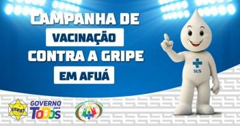 Campanha de Vacinação contra o Vírus da Gripe