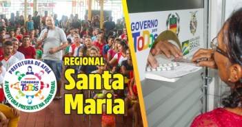 Regional Santa Maria – Caravana da Cidadania para Todos