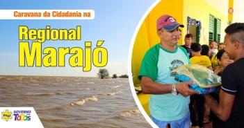 Caravana da Cidadania na Regional do Marajó