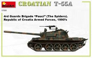 T55 Croatia
