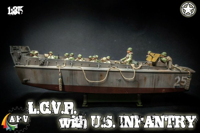 LVCP With US infantry