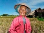 114 Harry Rappange Balinese vrouw