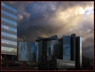 Lucht drama gebouw 66% geaccR 20 1 1