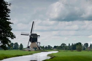 2 Detty Verbon Alblasserwaard molen