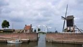 56 Joop Rijndorp Brug met molen