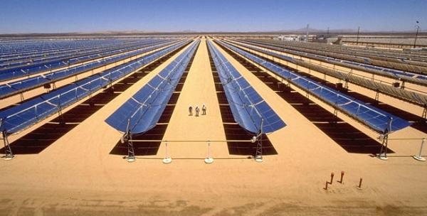 L'energia solare per il futuro dell'Africa