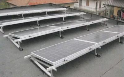 Impianto fotovoltaico da 6KWP CADELBOSCO (REGGIO EMILIA)