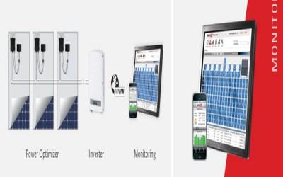 Ottimizzatori di potenza SolarEdge e moduli SunPower