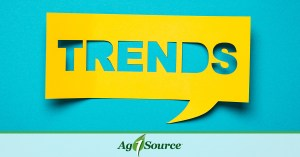 agriculture industry trends this year
