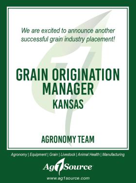 Grain Origination Manager