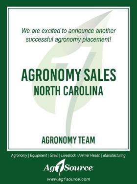 Agronomy Sales