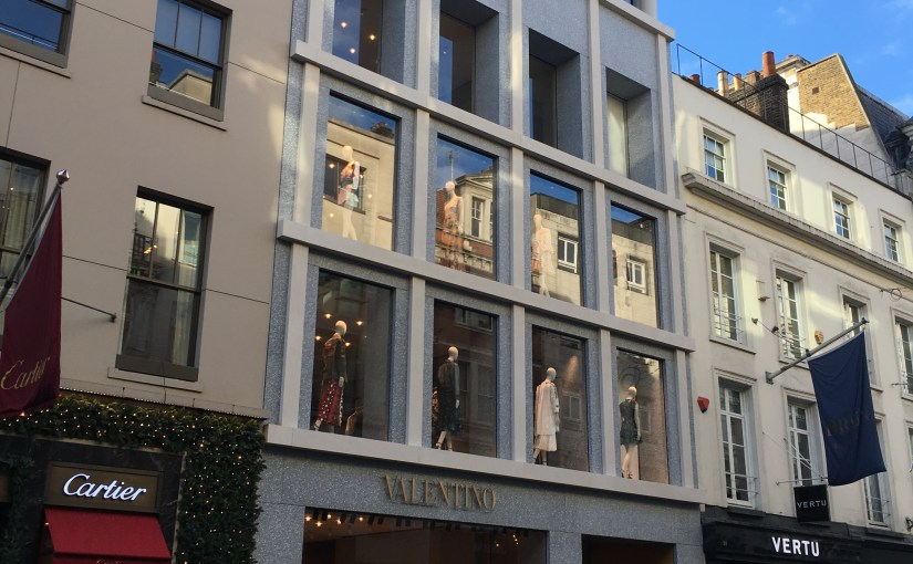 Image for 39 Old Bond Street – Valentino