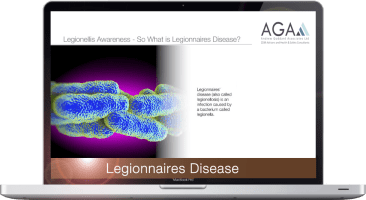 Legionella awareness