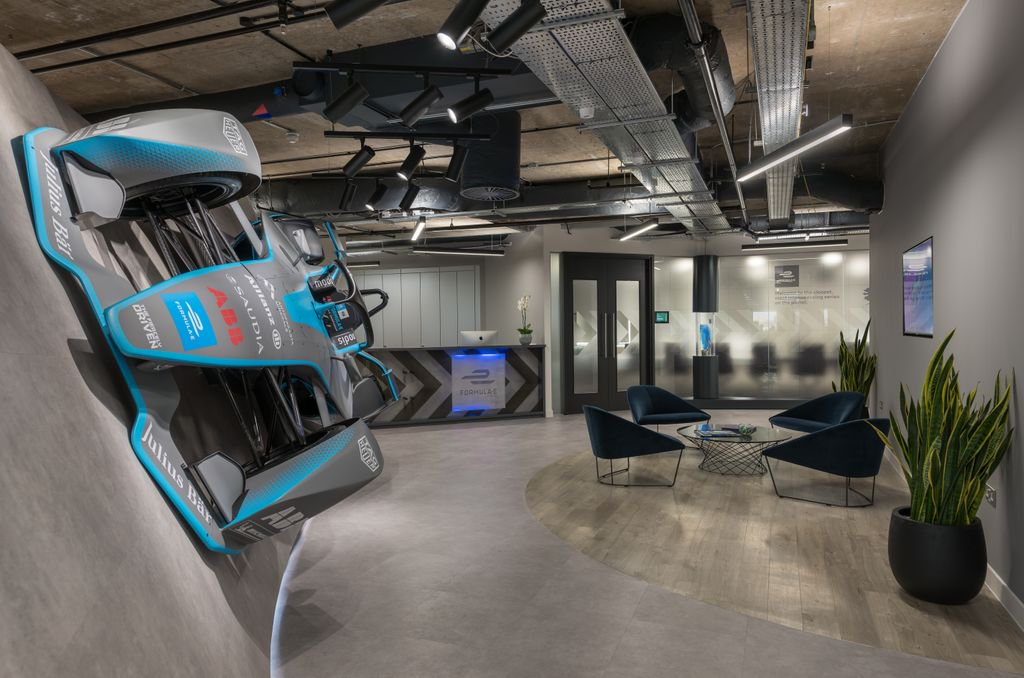 Formula E Office Fit Out photo 3