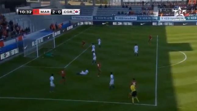 البث المباشر لمباراة المغرب وكوريا الجنوبية